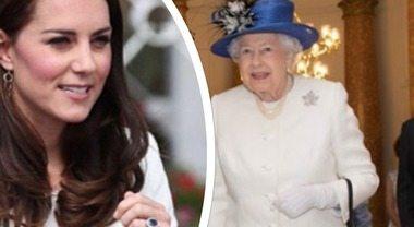Kate Middleton, tensione a corte: va contro la tradizione e sfida la regina Elisabetta