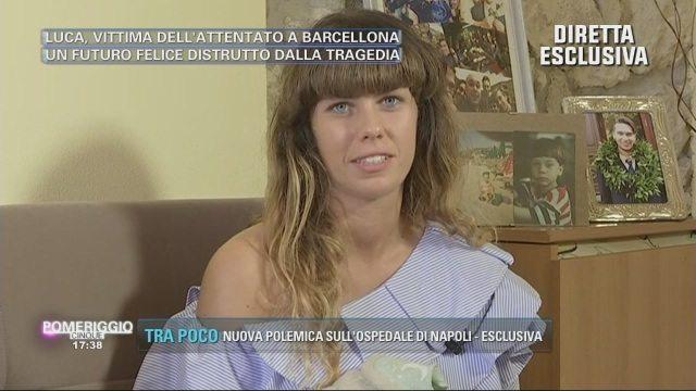 """Chiara Russo scrive a Mengoni: """"Dedica una canzone a mio fratello"""""""
