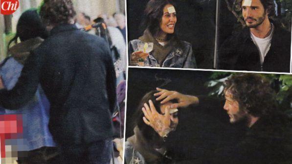 Stefano De Martino, risate e abbracci con la sua Gilda