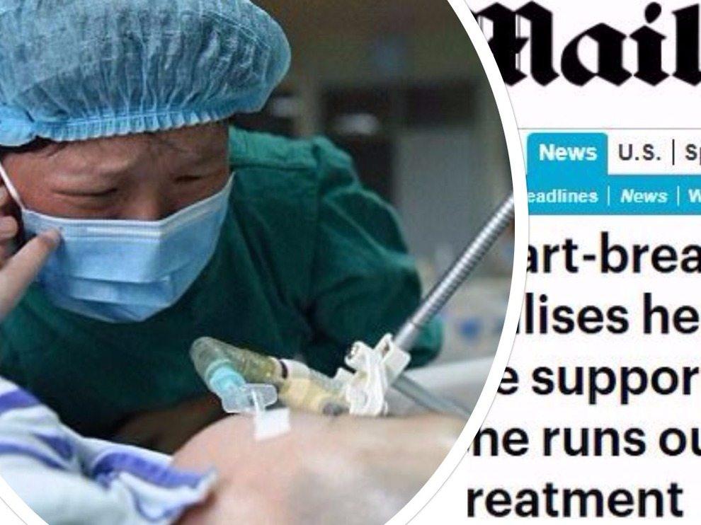 Non ha più soldi per pagare le cure del figlio di 6 anni malato, i medici la invitano a staccare la spina