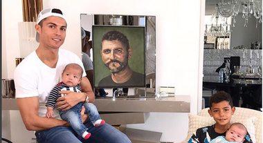 """Cristiano Ronaldo e la dedica al padre: """"Sarai sempre con noi"""""""
