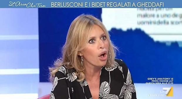 Weinstein, Alessandra Mussolini ammette: