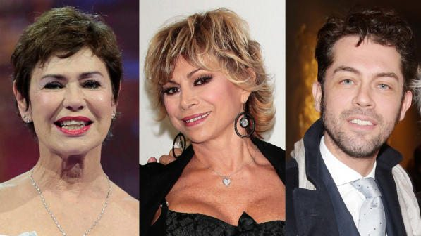Grande Fratello Vip: Corinne Clery, Carmen Russo e Raffaello Tonon nella Casa