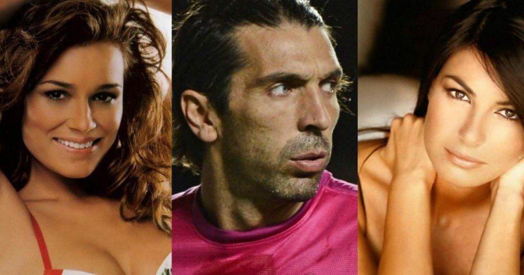 Gigi Buffon e Ilaria D?Amico a nozze, ma Alena Seredova li blocca