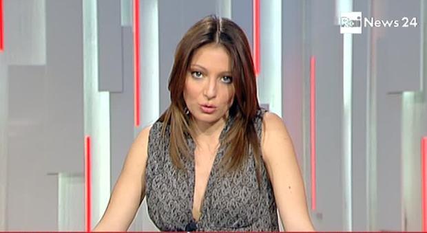 """""""Io, picchiata e umiliata per tre anni"""". Laura Tangherlini, giornalista Rainews, racconta gli abusi del compagno"""