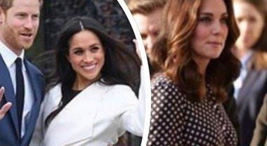 Kate Middleton furiosa per il fidanzamento del principe Harry e Meghan. Ecco perché