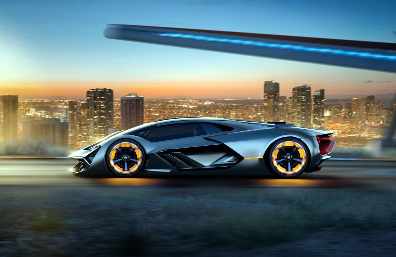 Lamborghini, la supercar del futuro sarà elettrica