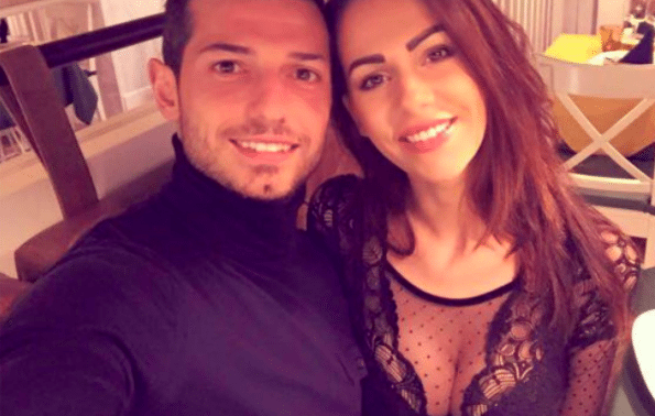 Dzemaili, fine dell'idillio con Erjona: l'ex del Napoli lascia la moglie e le nega il cognome