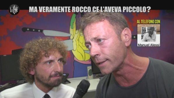 """Rocco Siffredi: """"Le mie dimensioni sono tutte naturali, niente creme truffa"""""""