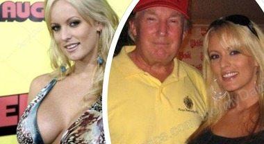 Trump e la pornostar pagata, la carriera di Stormy Daniels s'impenna: nuovo tour
