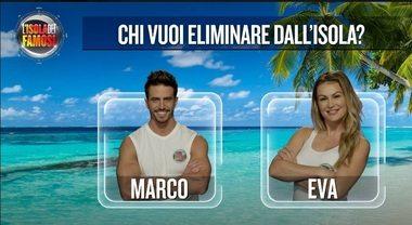 Marco Ferri ed Eva Enger in nomination. Francesco Monte il migliore