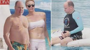 Il principe Alberto e Charlene ai Caraibi, che acrobazie!