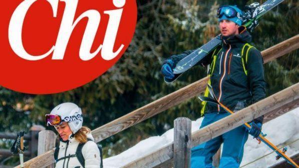 Riecco Pippa Middleton, sugli sci con il marito