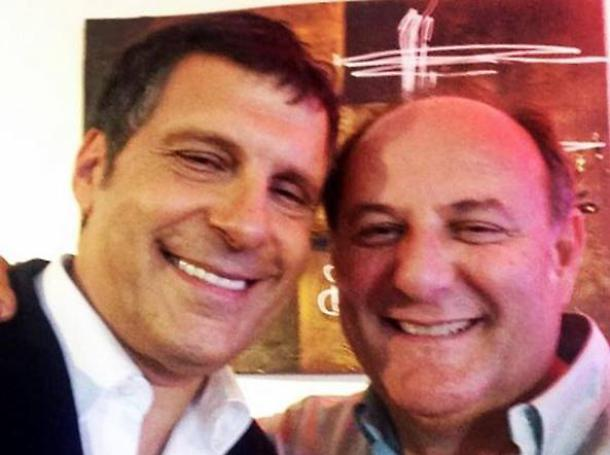L?addio di Gerry Scotti a Fabrizio Frizzi: