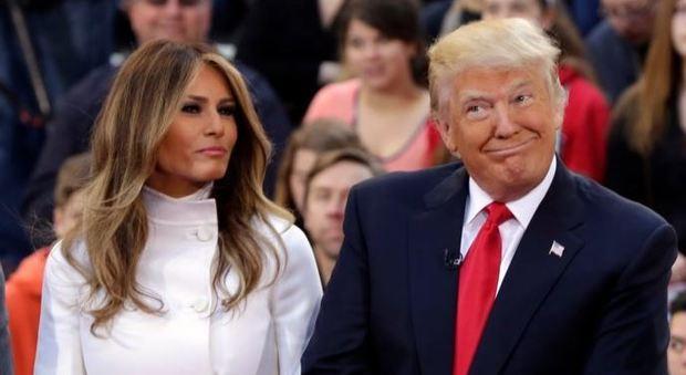 Trump: «Sono troppo occupato: non ho avuto il tempo per comprare un regalo di compleanno a Melania»