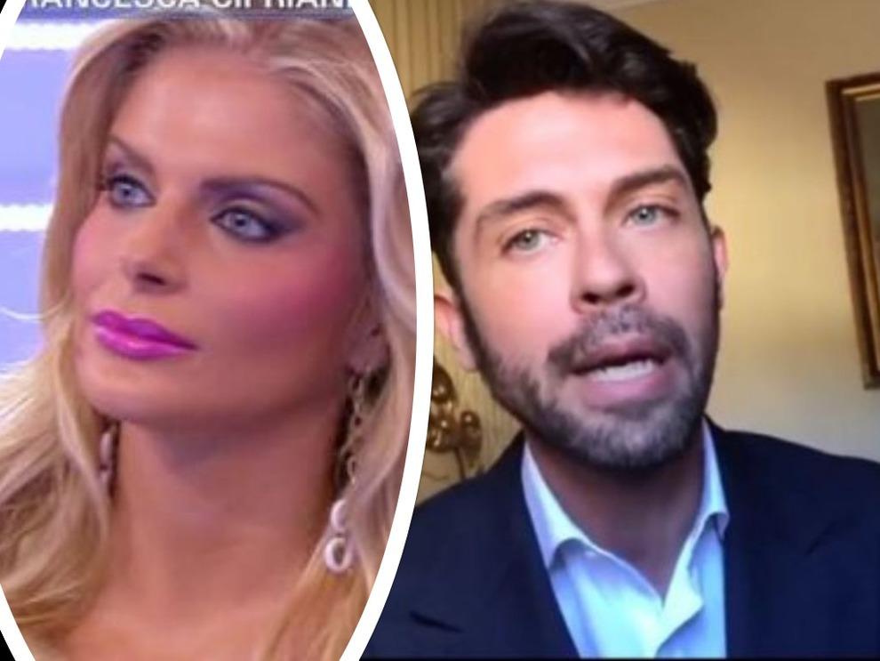 Raffaello Tonon attacca Francesca Cipriani a Pomeriggio 5: «Sei ridicola»