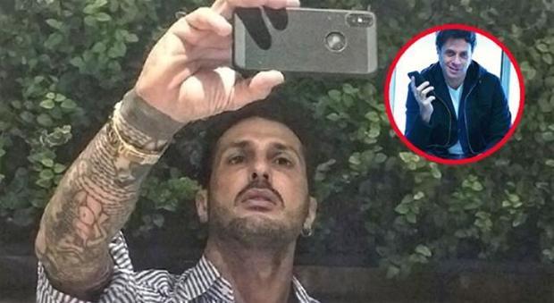 Fabrizio Corona fa arrabbiare l'amico Gabriele Parpiglia prima di Verissimo: la verità su Instagram