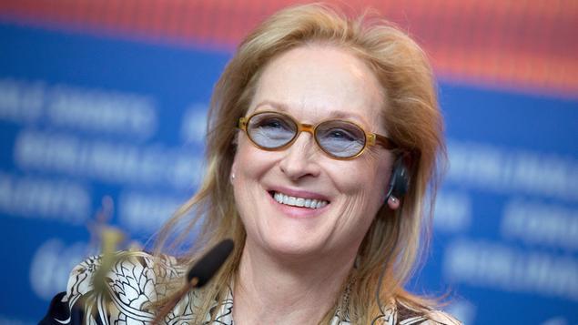 Meryl Streep si propone per la Clinton: