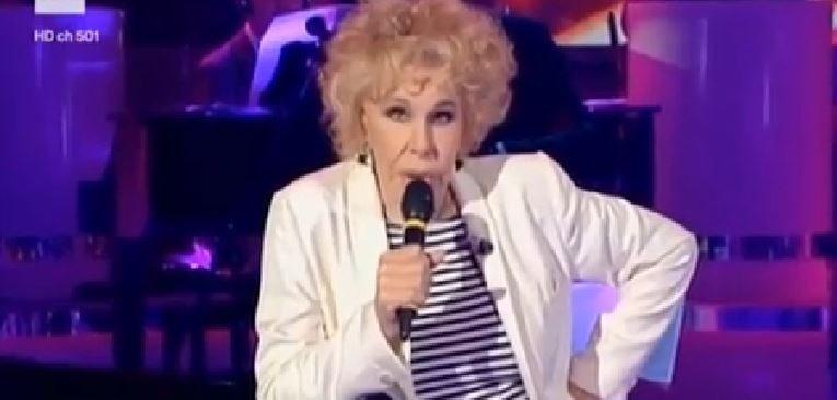 Qrnella Vanoni si arrabbia con Pippo Baudo in diretta, imbarazzo a Domenica In