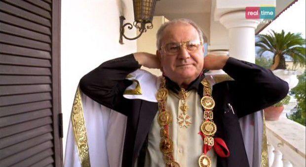 Boss delle Cerimonie, l'Ordine di Malta: