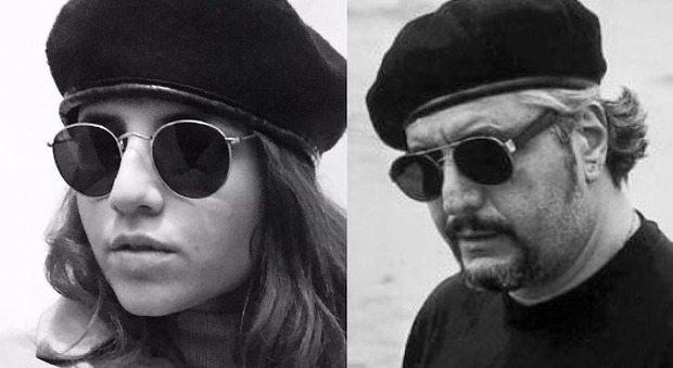 """Pino Daniele, omaggio della figlia Sara su Instagram: """"Trova le differenze"""""""