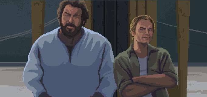 Bud Spencer e Terence Hill, la coppia si riforma... in un videogame