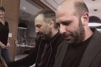 Checco Zalone e Stefano Bollani insieme: lo show emoziona i fan