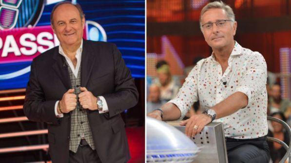 Canale 5, Gerry Scotti lascia il posto a Paolo Bonolis al preserale
