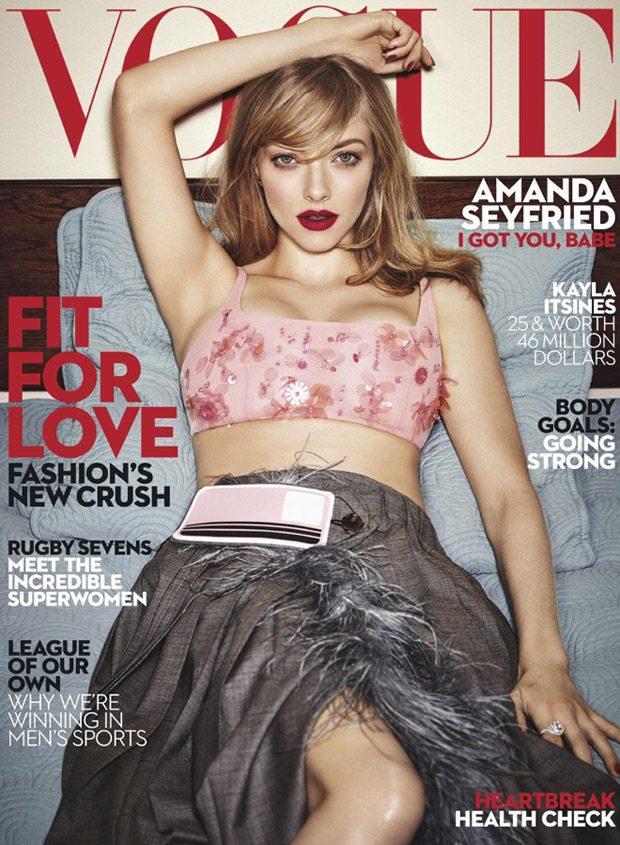 Amanda Seyfried, una bambolina se. xy per