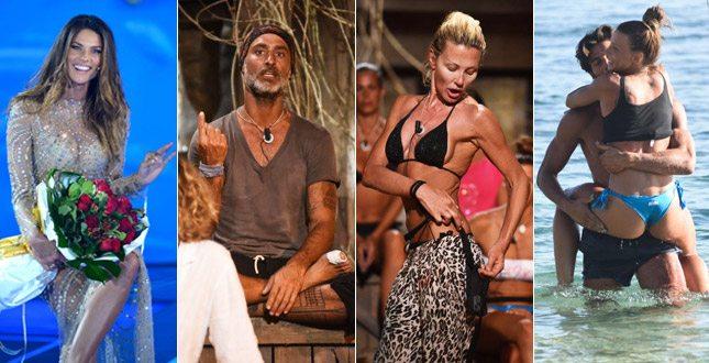 Alessia Marcuzzi litiga con Raz Degan e Stefano Bettarini seduce Dayane Mello: è l'Isola delle sorprese