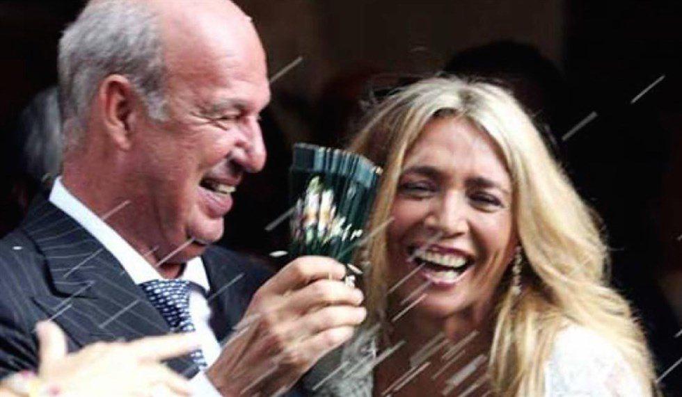 Mara Venier, festa per i 75 anni di Nicola Carraro: