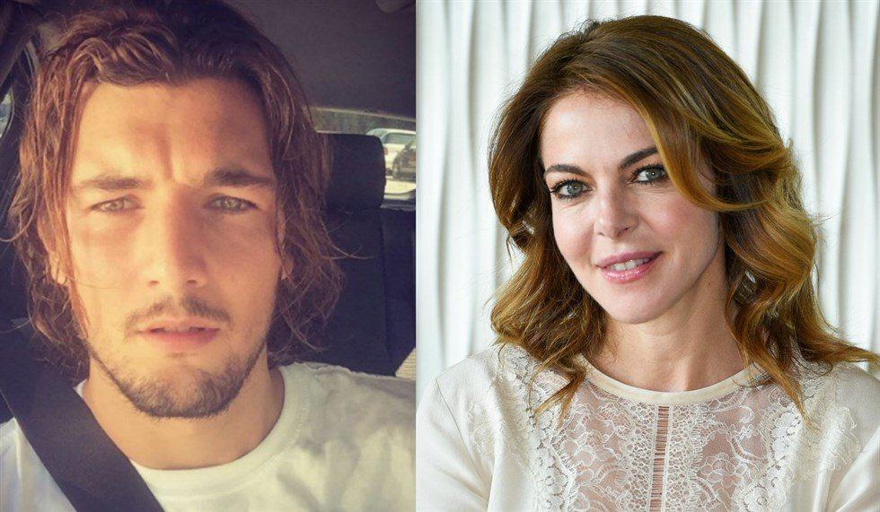 Claudia Gerini e Andrea Preti continua l'amore: vacanze da famiglia allargata