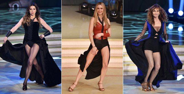 Ballando con le Stelle: Martina Stella, Alba Parietti e Giuliana De Sio sempre più se. xy