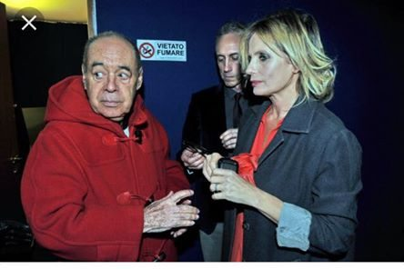 Barbara Carfagna choc: