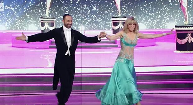 L'ex di Trump ballerina per una notte, è polemica. Milly risponde così