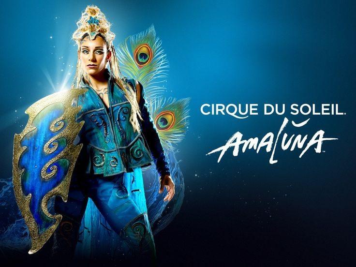 'Amalùna', il nuovo show del Cirque du Soleil approda a Tor di Quinto