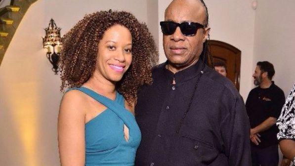 Stevie Wonder all?altare per la terza volta, le nozze in Giamaica