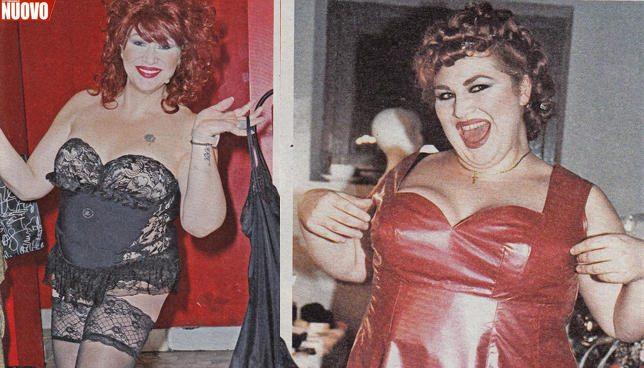 """Nadia Rinaldi, 75 chili in meno e un corpo nuovo:""""Sexy e senza veli sul palco"""""""