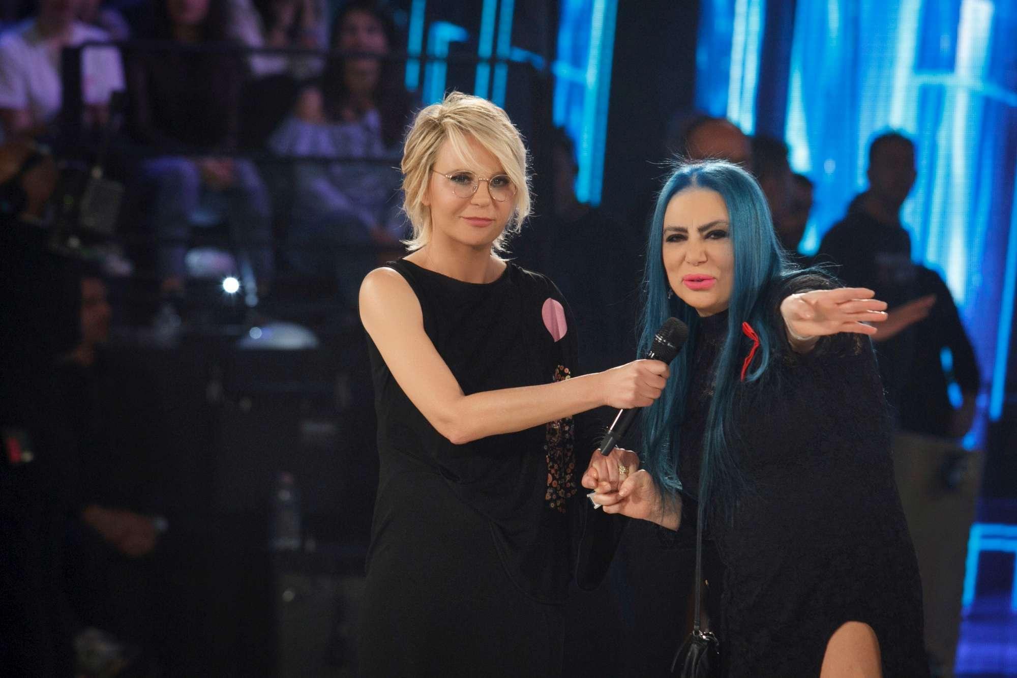 """""""Amici 16"""", sul palco Loredana Bertè e Renato Zero"""