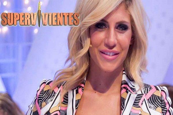 """Paola Caruso, flirt con il tronista spagnolo a """"Supervivientes"""""""
