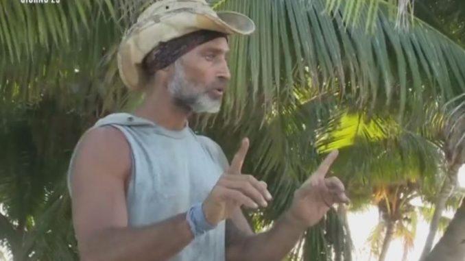 Isola, finale amaro: brutto gesto di Raz Degan, squalifica e ritorno