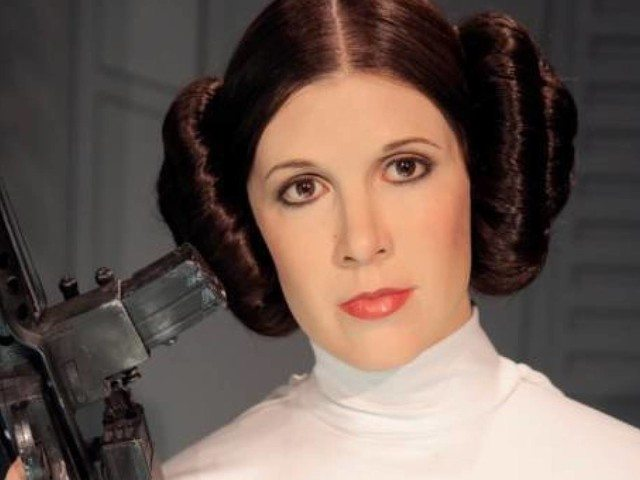 "Carrie Fisher torna nei panni di Leila in ""Star Wars IX"""