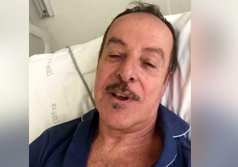 Massimo Lopez dopo l'infarto: