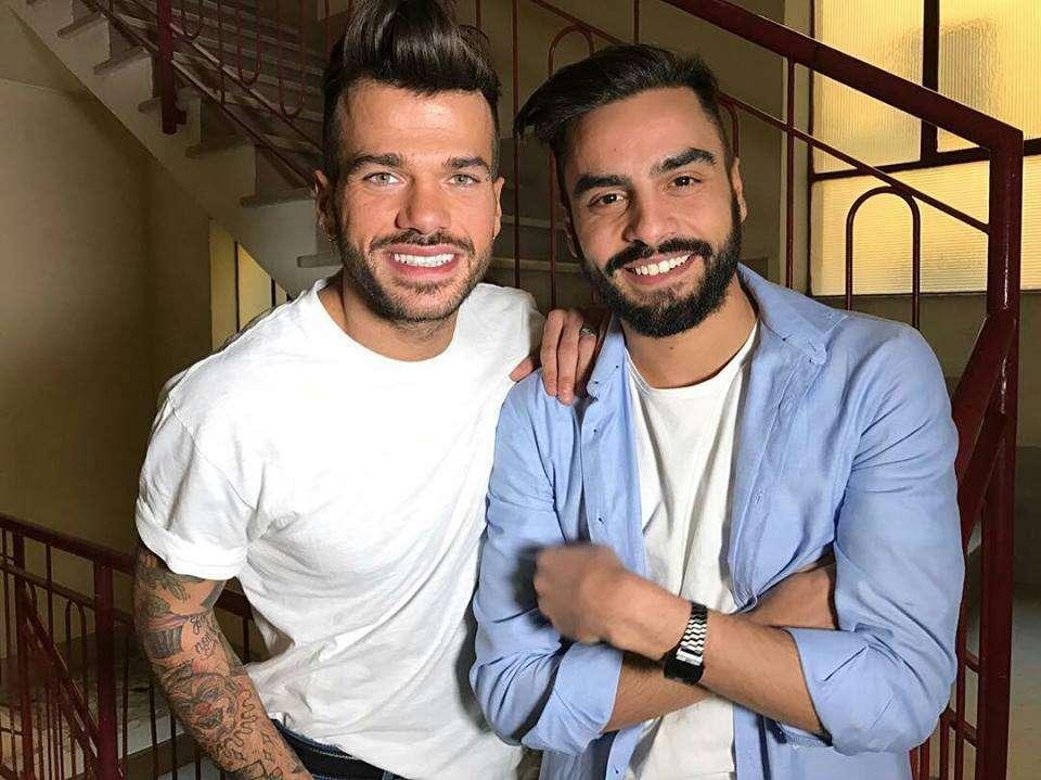 Claudio Sona e Mario Serpa fotografati insieme, è ritorno di fiamma?