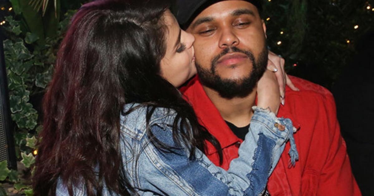 Selena Gomez e The Weeknd, la coppia ufficializza l?amore sui social