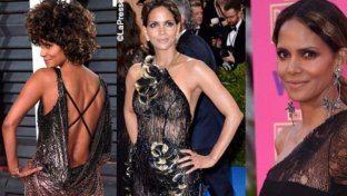 Halle Berry e la svolta sexy a cinquant'anni
