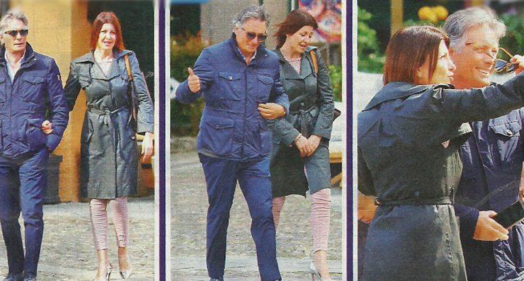 """U&D, Giorgio Manetti ha un nuovo amore: """"E' una vigilessa di Cuneo"""""""