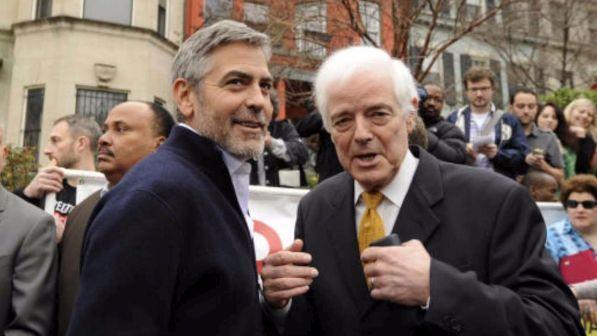 """Nonno Clooney: """"I gemelli sono bellissimi e George è un bravo papà"""""""