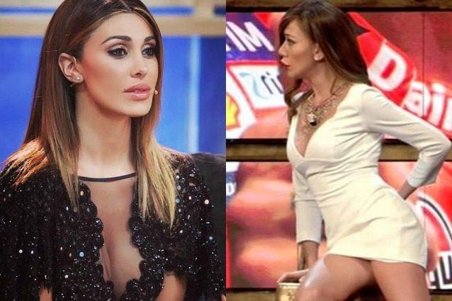 Belen Rodriguez contro Virginia Raffaele: