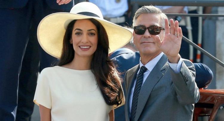 «George Clooney vuole lasciare la Gran Bretagna»: l'attore teme per la sicurezza di moglie e figli
